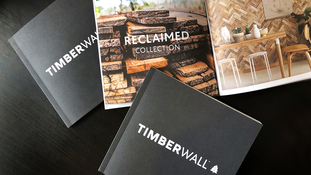 Catalogue des produits Timberwall