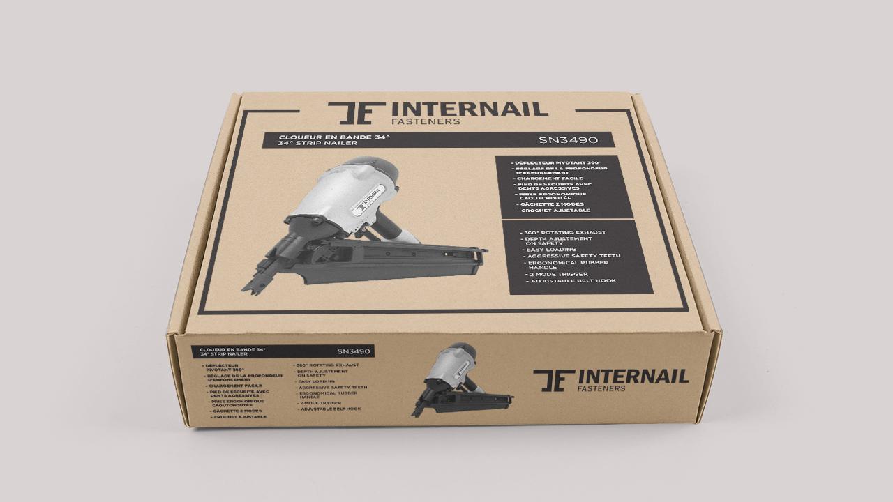 Emballage JF Internail